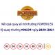 Kết quả xổ số Vietlott hôm nay 28/1: Vietlott Power 6/55 kỳ quay số 00534