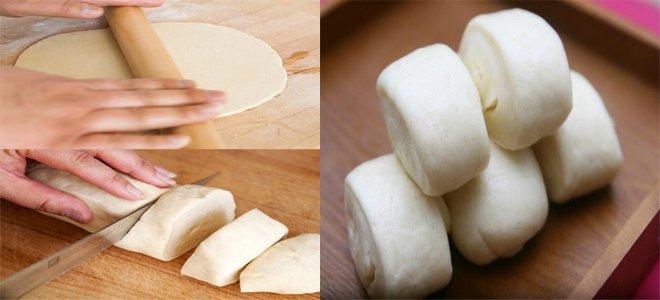 cách làm bánh bao, lưu ý khi làm bánh bao, ủ bột làm bánh bao bao lâu