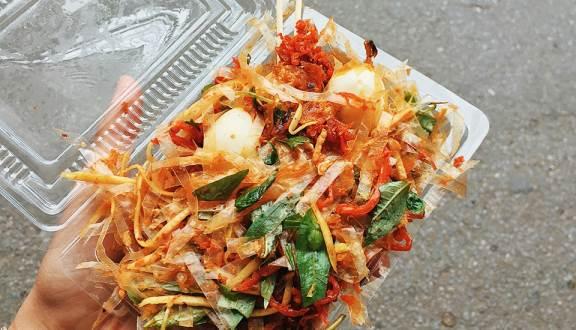 Top 5 hàng bánh tráng trộn ngon ở Sài Gòn nhất định không thể bỏ qua