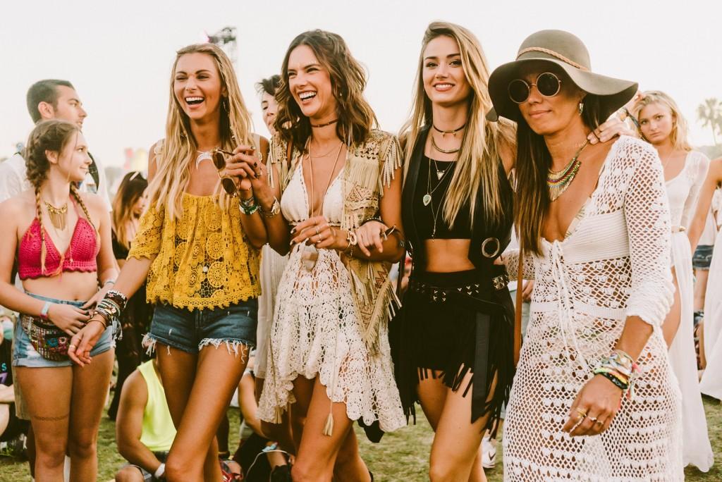 Bohemian - Phong cách thời trang phóng khoáng cho những cô nàng cá tính