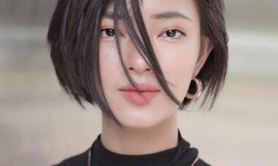 Những kiểu tóc ngắn cho mặt tròn trở nên thon gọn, thanh tú hơn