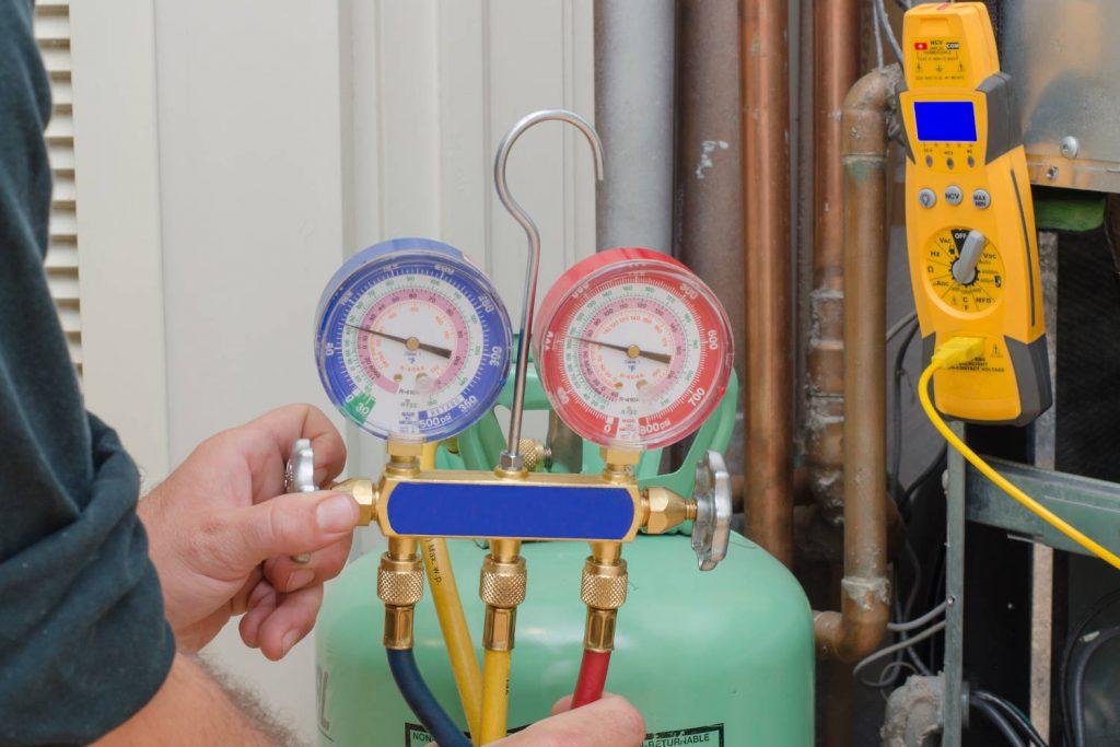 thay gas tủ lạnh, bơm gas tủ lạnh, cách thay gas tủ lạnh
