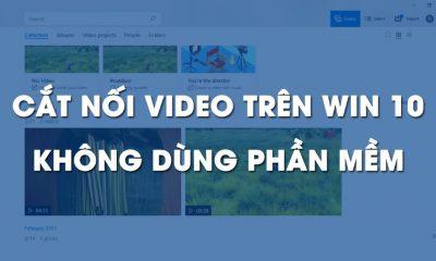 4 Cách cắt video phổ biến được nhiều người sử dụng