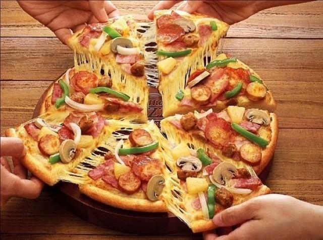 Cách làm pizza tại nhà đơn giản nhất
