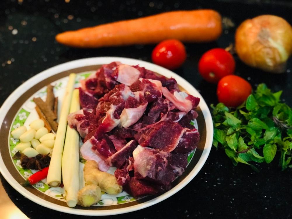 bò kho, cách nấu bò kho, cách làm bò kho