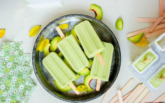 Cách làm kem bơ thơm ngon bổ dưỡng xua tan cái nóng mùa hè