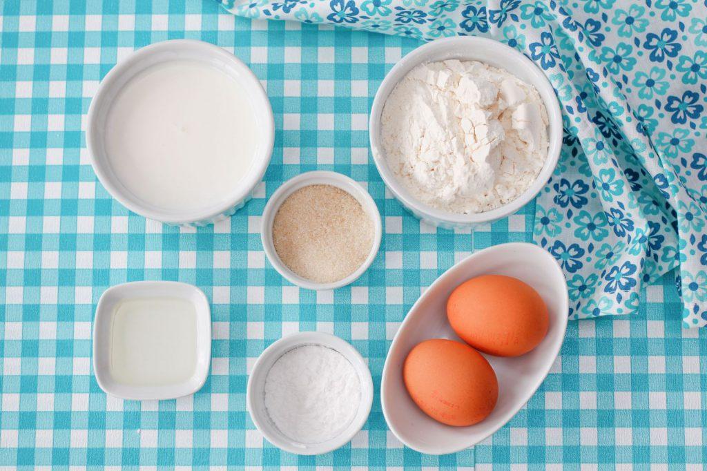 Cách làm Pancake truyền thống bất bại, thành công ngay lần đầu