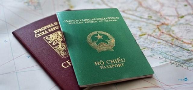 cách làm passport, cách làm hộ chiếu, passport