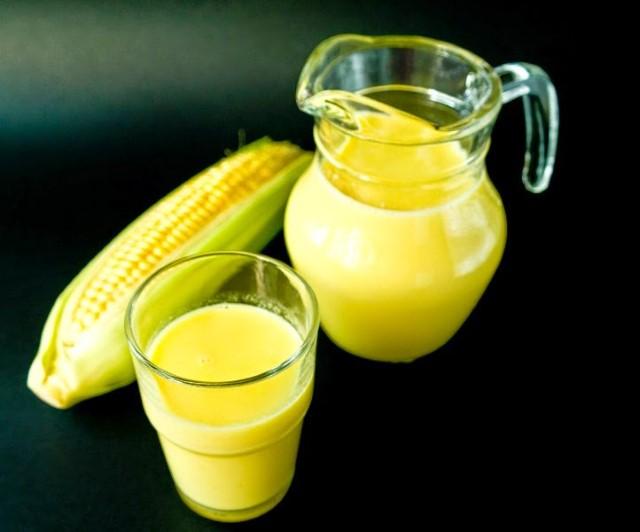 sữa bắp, sữa ngô, cách làm sữa bắp, cách làm sữa ngô