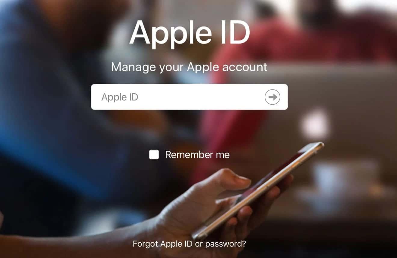 Cách lấy lại Apple ID nhanh chóng và đơn giản nhất 2021