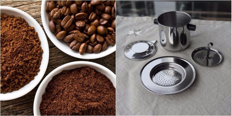cách pha cà phê ngon, cách pha cafe phin, cách pha cafe sữa đá, cách pha cafe