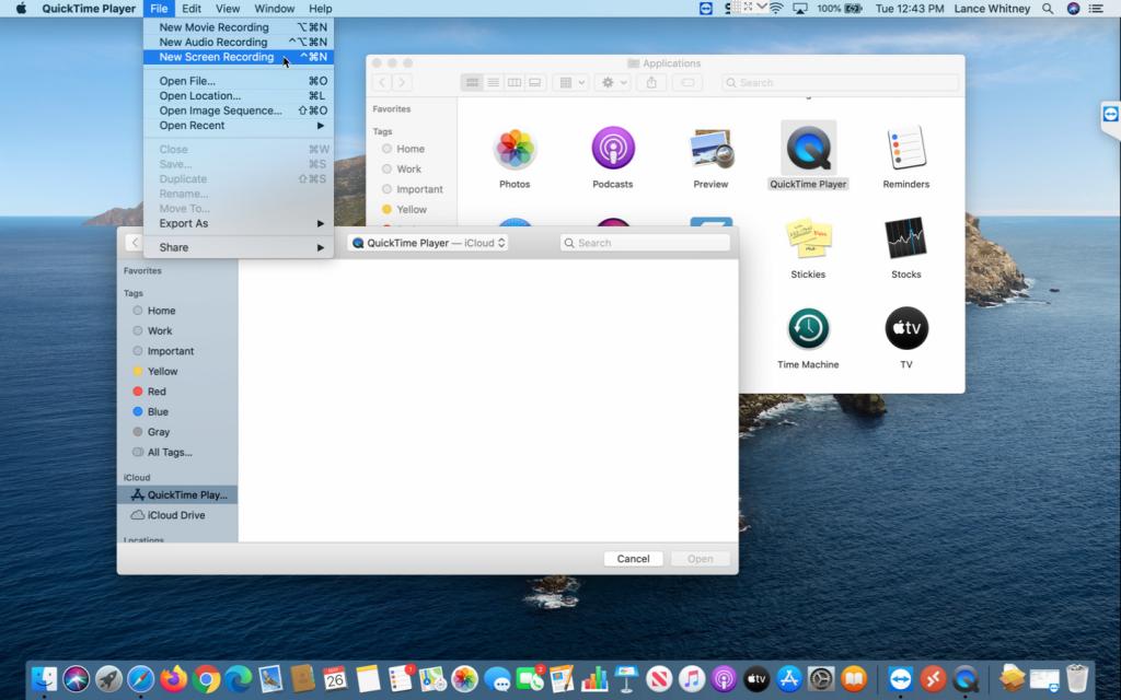 quay màn hình, quay màn hình máy tính, quay màn hình Windows 10, quay màn hình Macbook