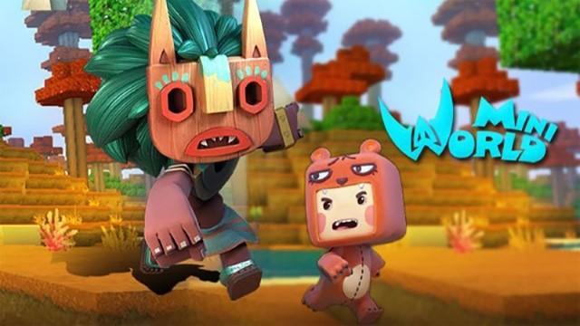 cách tải Mini World, Mini World, game Mini World
