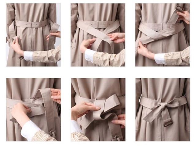 thắt nơ cho trang phục, cách thắt nơ, thắt nơ cho áo váy
