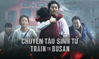 Chuyến tàu sinh tử: Bộ phim kinh dị Hàn quốc hay nhất 2016