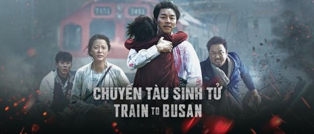 Chuyến tàu sinh tử - Train to Busan: Bộ phim kinh dị Hàn quốc hay nhất 2016