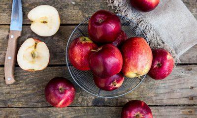Ngỡ ngàng tác dụng của táo với sức khỏe?