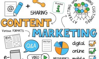 Content Marketing là gì? Những thông tin cần biết về Content Marketing