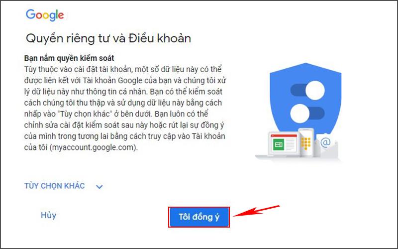 đăng ký gmail, cách đăng ký gmail
