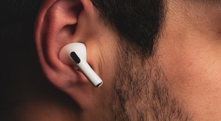 tai nghe airpods, tai nghe airpods pro giá, đánh giá airpods pro