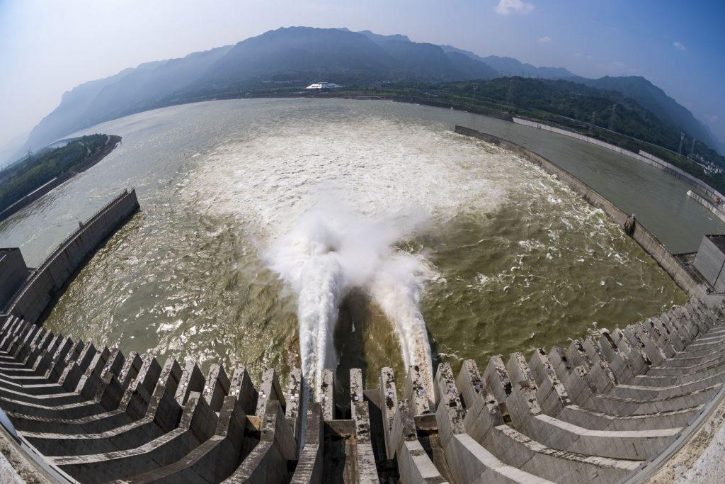 đập Tam Hiệp, đập Tam Hiệp Trung Quốc, đập thủy điện Tam Hiệp