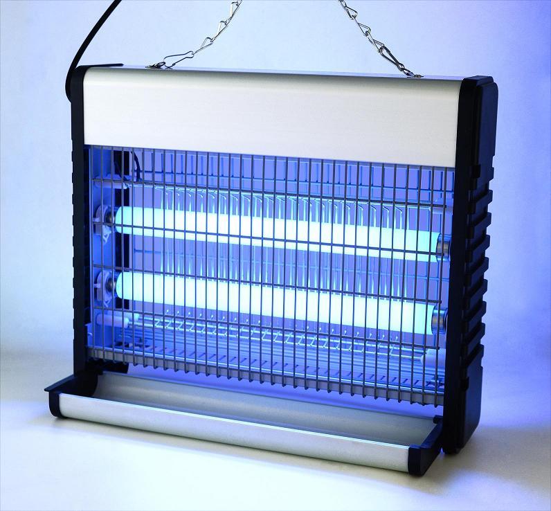đèn bắt muỗi, đèn bắt muỗi lưới điện