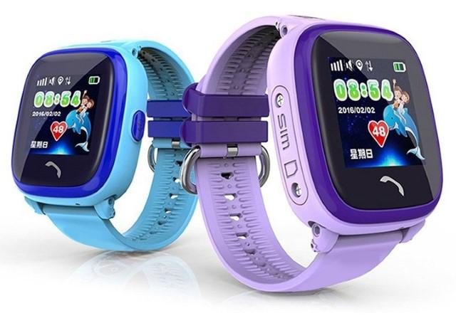 Cách lựa chọn đồng hồ định vị GPS cho trẻ