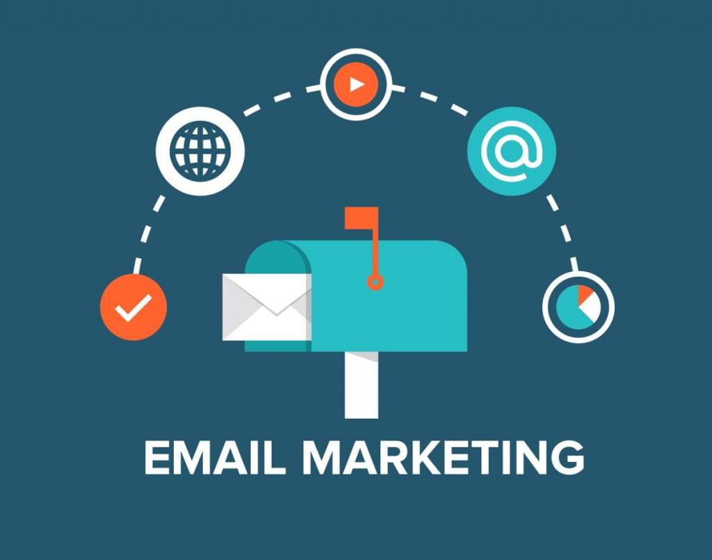 Email marketing là gì, Email marketing, lợi ích Email marketing