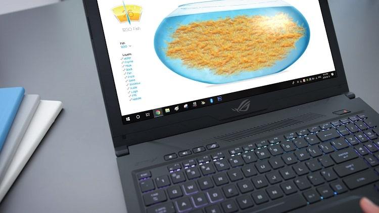 Cách sử dụng Fish Bowl để kiểm tra hiệu năng máy tính hiệu quả nhất 2021