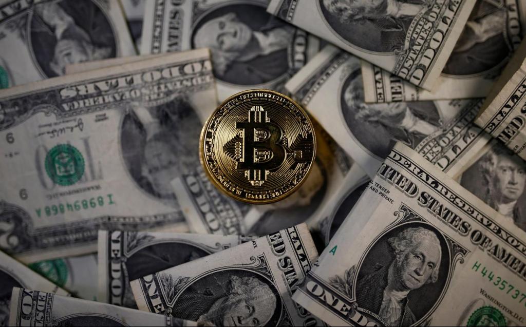 Bitcoin 26/3, giá bitcoin hôm nay, giá bitcoin 26/3