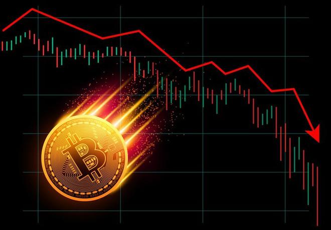 Giá Bitcoin hôm nay 9/12: Tình hình các đồng tiền ảo tiếp tục đi xuống