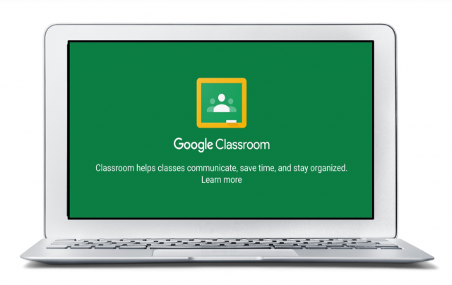 google classroom, google, lớp học trực tuyến