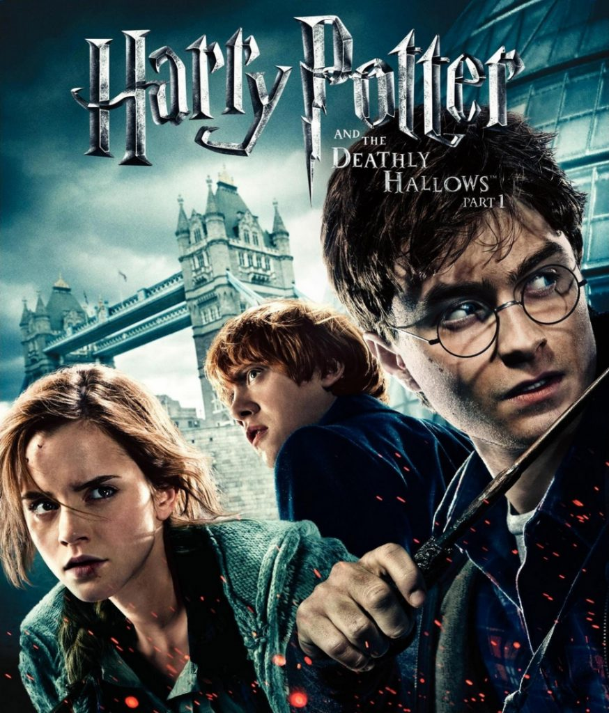 harry potter, phim harry potter, truyện harry potter, sự thật vệ harry potter