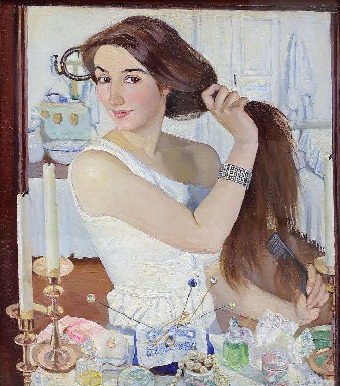 Zinaida Serebriakova, cố hoạ sĩ Zinaida Serebriakova