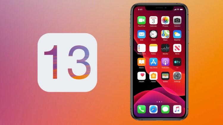 iOS 13, hệ điều hành iOS 13, cập nhật iOS 13