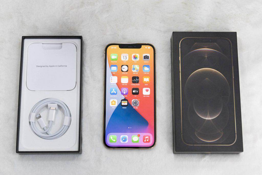 iphone 12 pro, đánh giá iphone 12 pro
