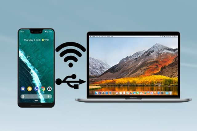 Hướng dẫn 4 cách để kết nối điện thoại với máy tính