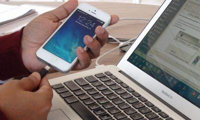 Mách bạn 3 cách kết nối iPhone với máy tính cực đơn giản