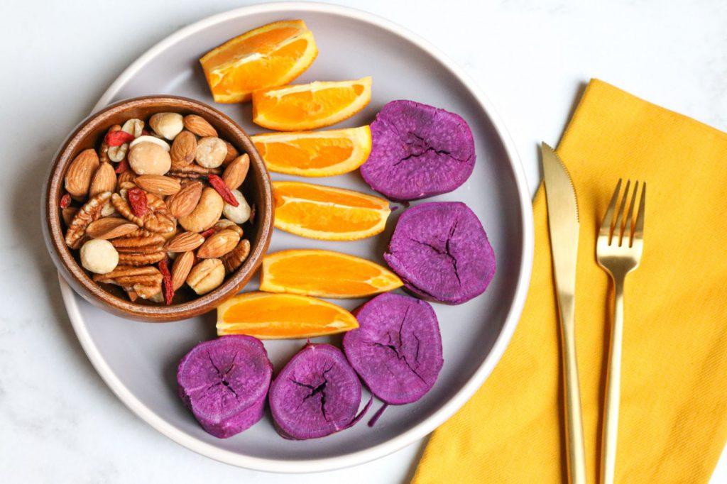 khoai lang, tác dụng khoai lang đối với sức khoẻ, khoai lang giảm cân