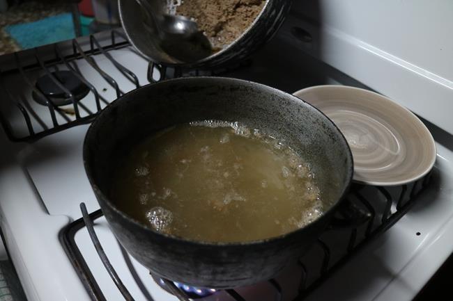 tự làm dầu dừa, cách làm dầu dừa