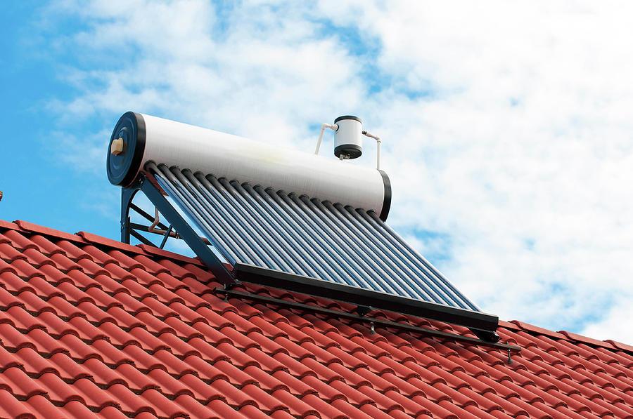máy nước nóng năng lượng mặt trời, máy nước nóng, máy nước nóng năng lượng mặt trời là gì