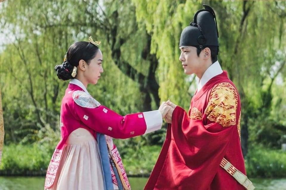 Mr. Queen, Công chúa khó gần, phim cổ trang Hàn Quốc