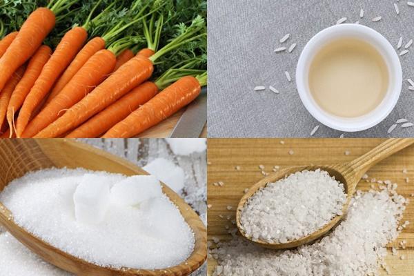mứt cà rốt, cách làm mứt cà rốt, hướng dẫn làm mứt cà rốt, mứt cà rốt sấy, làm mứt cà rốt dẻo