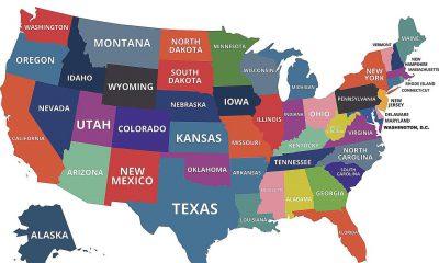Mỹ có bao nhiêu bang?