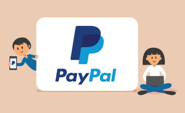 Làm sao để đăng ký được tài khoản Paypal?