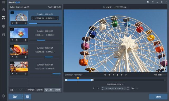 phần mềm cắt video, cắt video, cắt ghép video