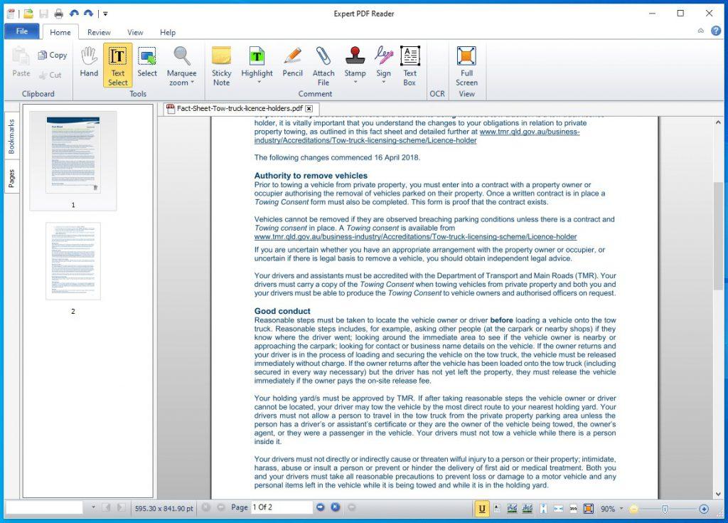 phần mềm đọc PDF, phần mềm đọc PDF miễn phí, phần mềm đọc PDF tốt nhất