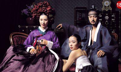 Top phim 18+ cổ trang Hàn Quốc hay nhất không thể bỏ lỡ