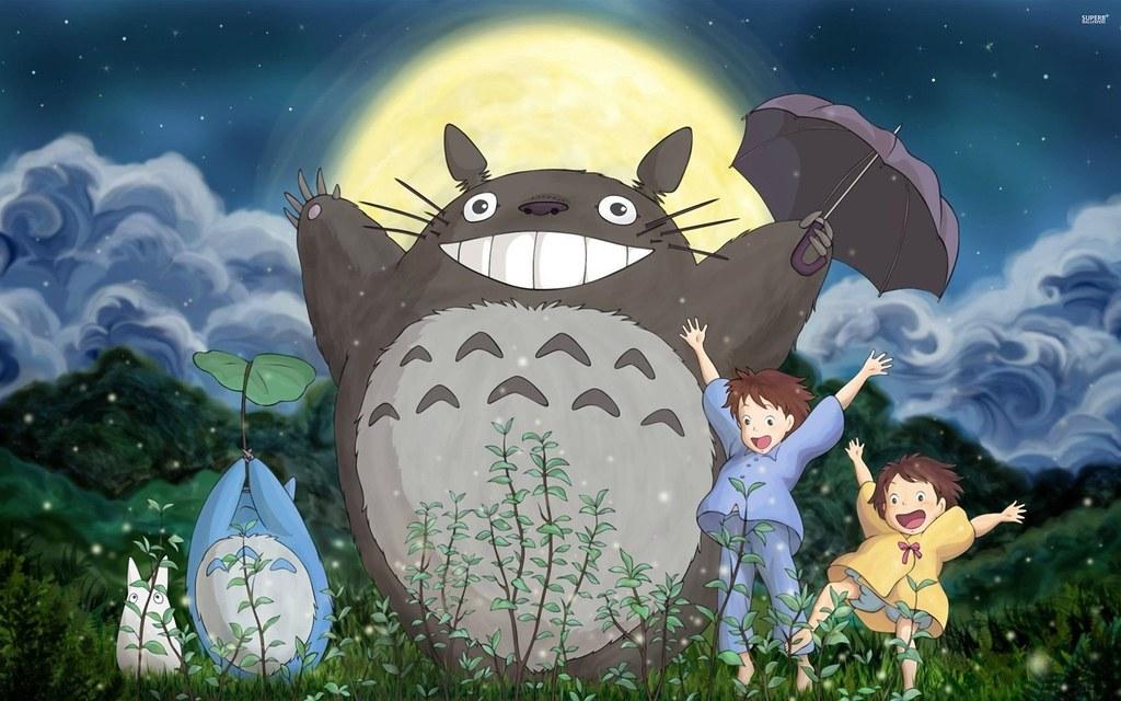 phim hoạt hình chiếu rạp, phim hoạt hình hay nhất mọi thời đại, hàng xóm của tôi là totoro, up, lion king