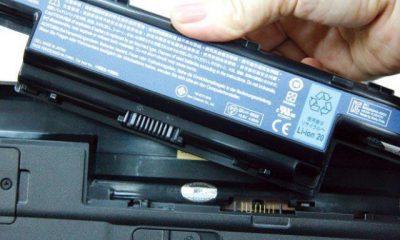 Cách kiểm tra pin laptop có bị chai hay không?